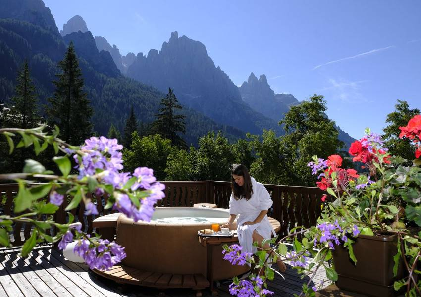 Included services - Residence Hotel Langes - San Martino di Castrozza