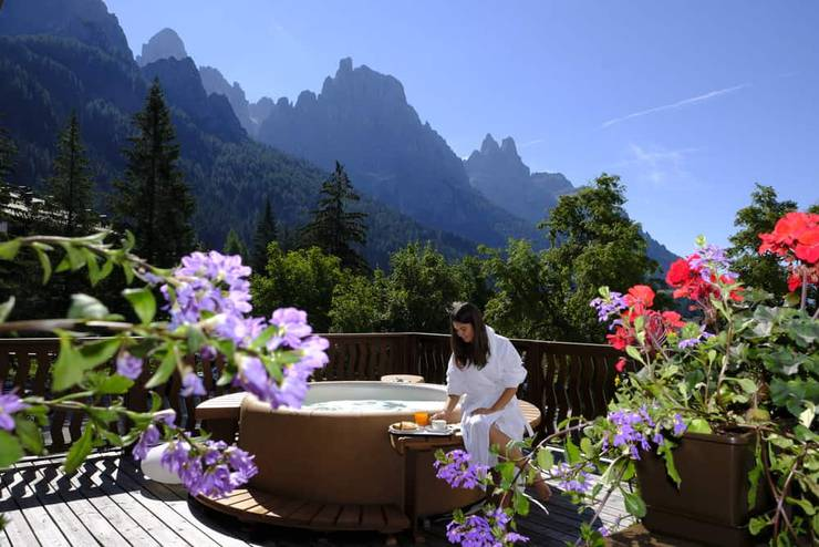 The best offers and prices on the official website only Residence Hotel Langes San Martino di Castrozza