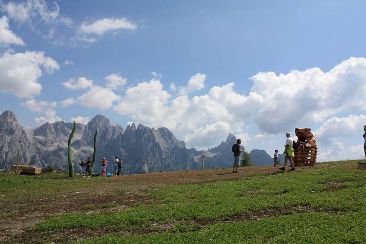 Playground residence hotel langes san martino di castrozza