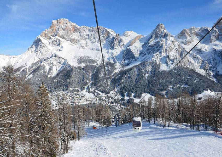 San Martino di Castrozza - Residence Hotel Langes - Сан Мартино ди Кастроцца