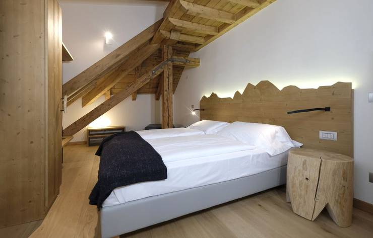 Two room apartment dedicated to jeanne immink residence hotel langes san martino di castrozza