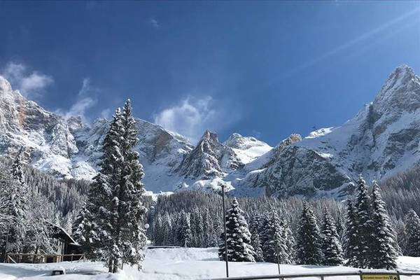 Dolomiti ski s.mart: -15% discount on apartment, skipass and winter services residence hotel langes san martino di castrozza