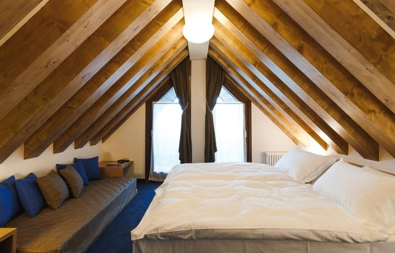 Superior two room apartment dedicated to hermann panzer residence hotel langes san martino di castrozza