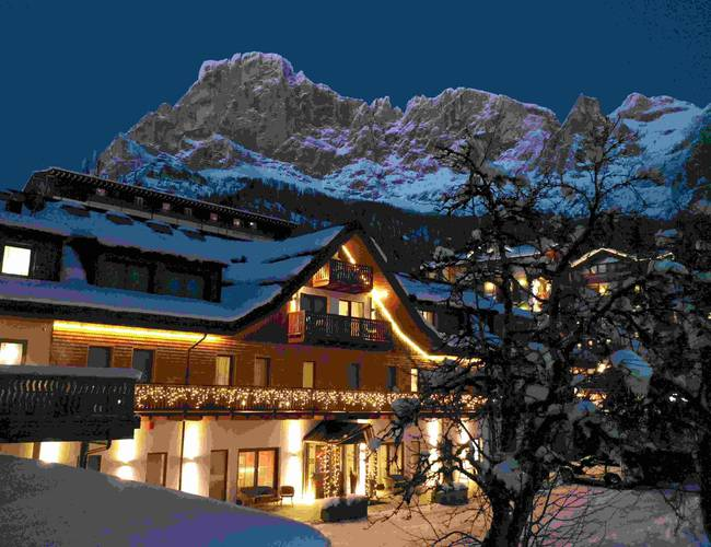 The best offers and prices on the official website only Residence Langes San Martino di Castrozza