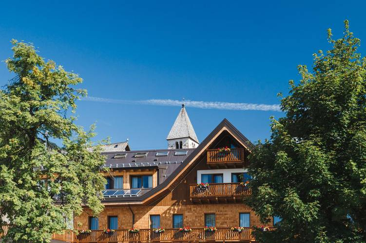 Outdoors residence hotel langes san martino di castrozza